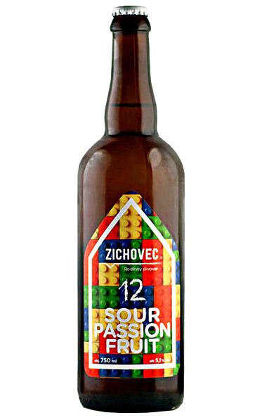 pivo zichovec sour passion fruit