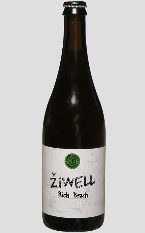 pivo ziwell rich peach
